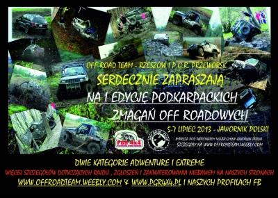 Zaproszenie do Jawornika Polskiego
